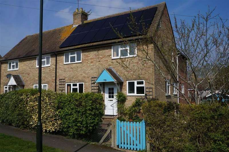 4 Bedrooms Semi Detached House for sale in King Georges Field, Stow-on-the-Wold, Gloucestershire