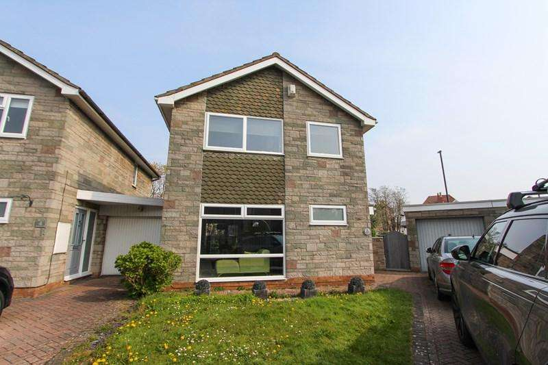 4 Bedrooms Detached House for sale in Beeches Grove, Brislington, Bristol