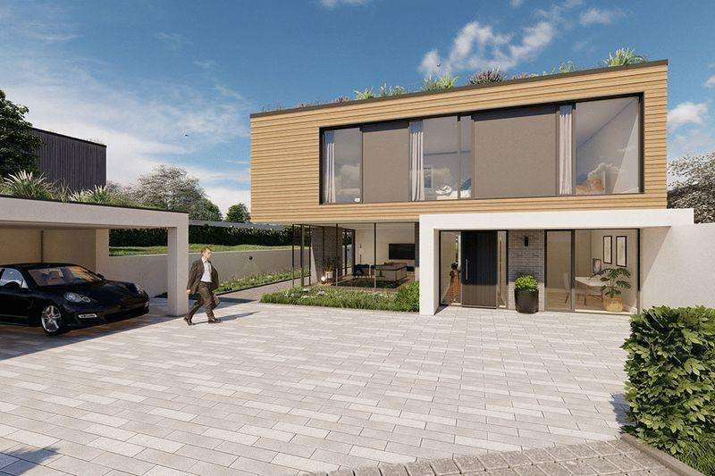 5 Bedrooms Detached House for sale in Wingate Meadow, Long Sutton