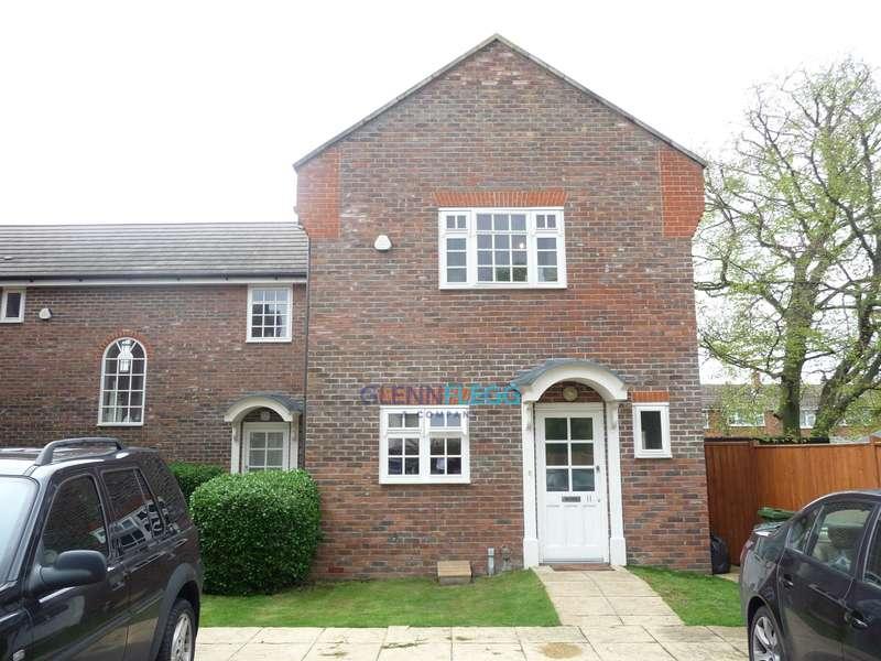 3 Bedrooms End Of Terrace House for rent in Peplar Way, Burnham