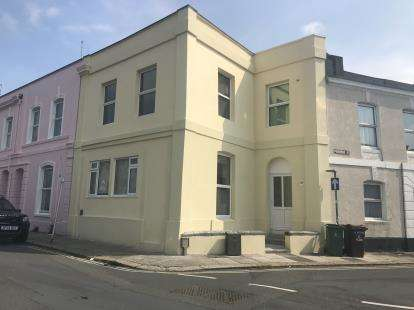 5 Bedrooms End Of Terrace House for sale in North Road West, Plymouth, Devon