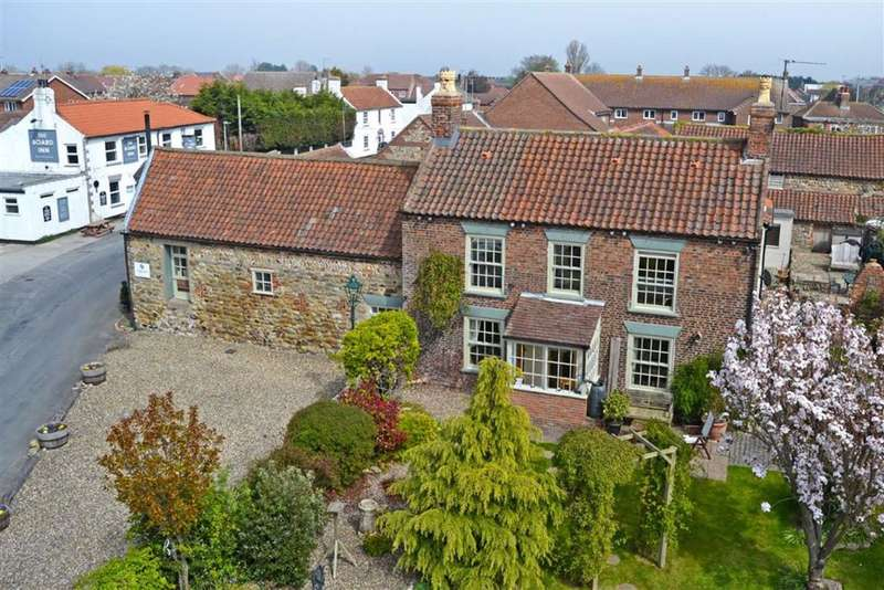 4 Bedrooms Detached House for sale in Back Street, Skipsea, Driffield, East Yorkshire