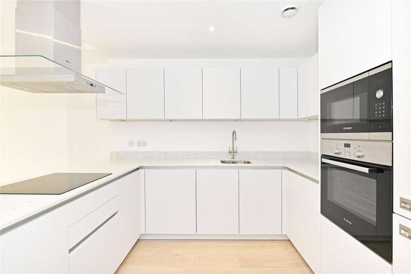 2 Bedrooms Apartment Flat for sale in Pentonville Road, Kings Cross, N1