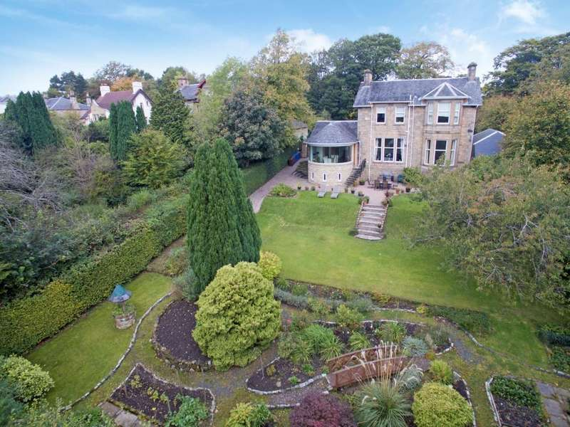 5 Bedrooms Detached House for sale in Sunrise Sunnyside Road, Paisley, PA2 6JN