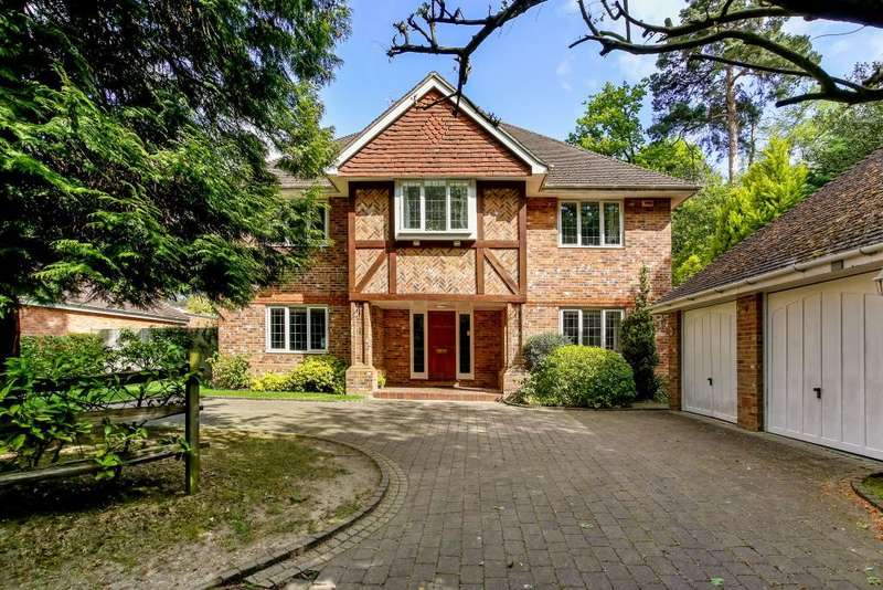 5 Bedrooms Detached House for sale in Murray Court, Sunninghill
