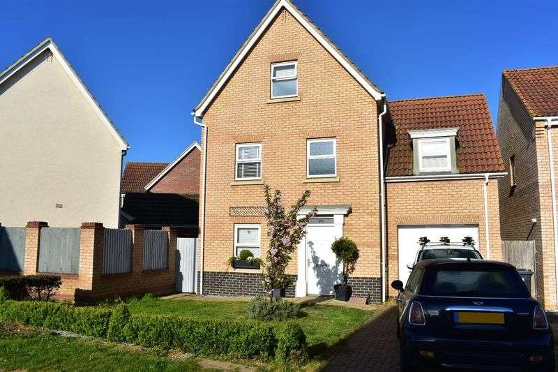 4 Bedrooms Property for sale in Pottersfield, Great Cornard, Sudbury