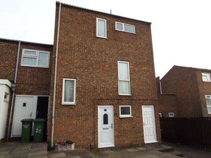 3 Bedrooms End Of Terrace House for sale in Petersfield Gardens, Luton, Bedfordshire, England