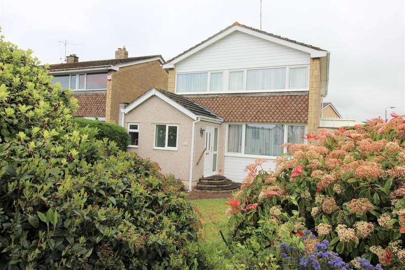 3 Bedrooms Detached House for sale in Knapp Road, Thornbury, Bristol, BS35 2HF