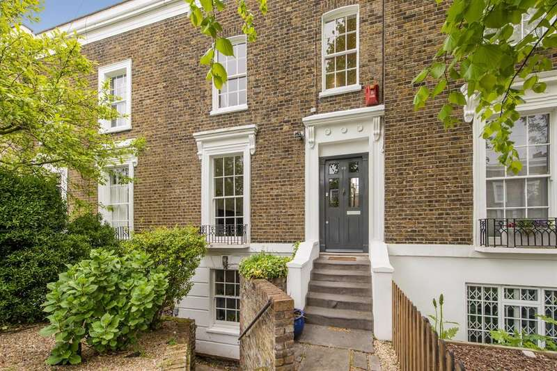 2 Bedrooms Apartment Flat for sale in De Beauvoir Road, London, N1