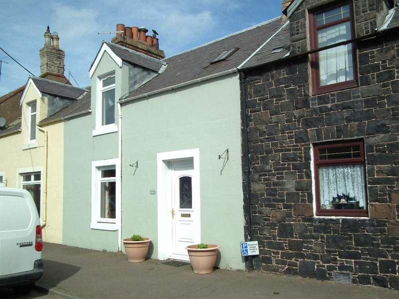 2 Bedrooms Terraced House for sale in Farningham, Main Street, Gordon TD3 6JW