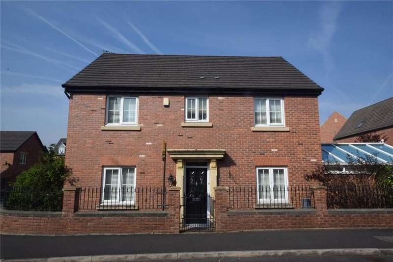 4 Bedrooms Detached House for sale in Bolbury Crescent, Swinton, M27