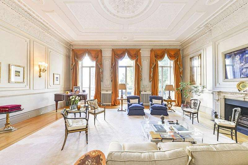 4 Bedrooms Flat for sale in Queen's Gate Gardens, South Kensington, London, SW7