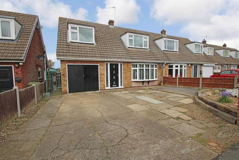 3 Bedrooms Semi Detached House for sale in St. Peters Road, Gainsborough