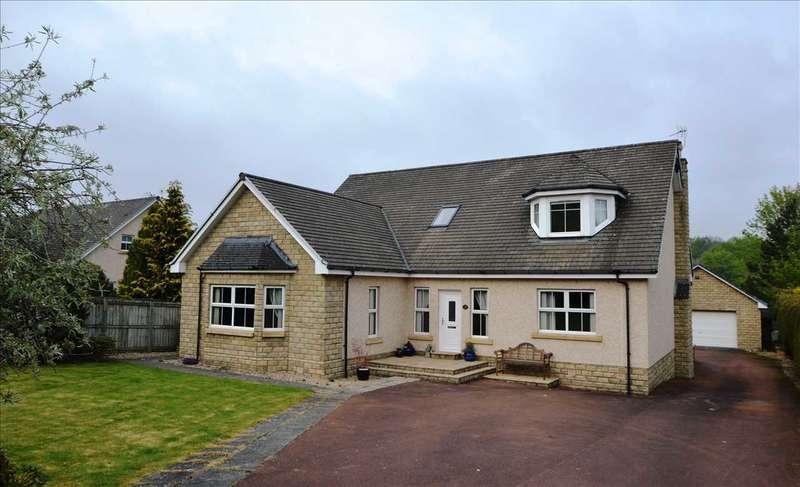 4 Bedrooms Detached House for sale in Lanark Road, Garrion Bridge, Clyde Valley