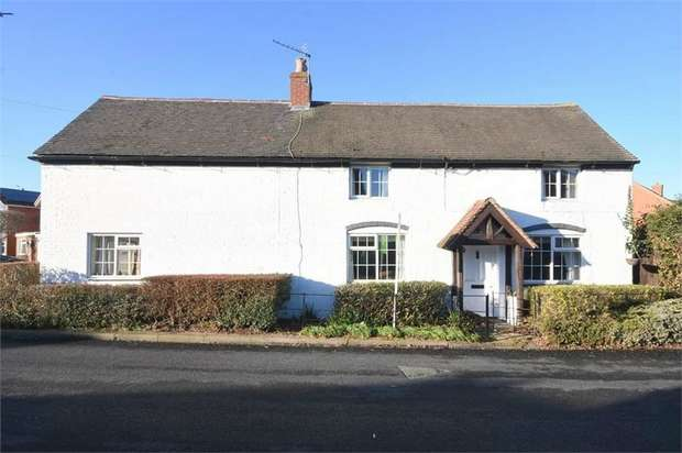 4 Bedrooms Detached House for sale in Church Lane, Fradley, Lichfield, Staffordshire