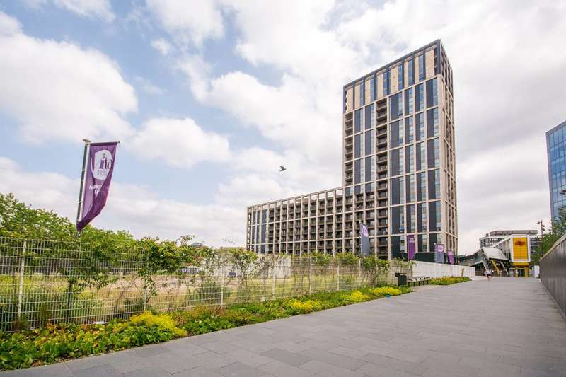 2 Bedrooms Flat for sale in Vita Apartments, Croydon, CR0