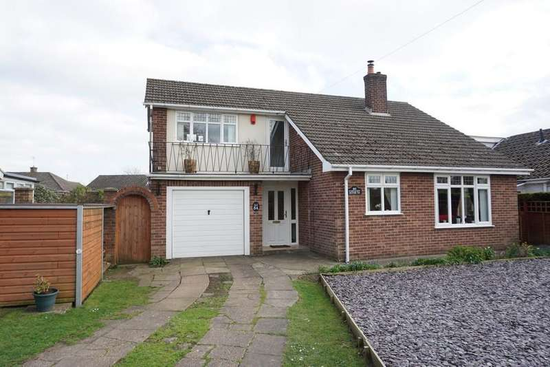 3 Bedrooms Detached House for sale in Louth Road, Horncastle