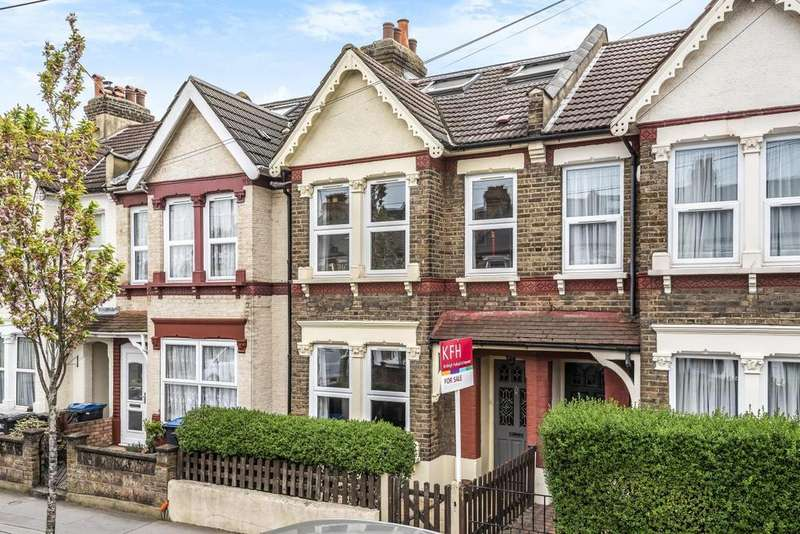 4 Bedrooms Terraced House for sale in Ferndale Road, South Norwood