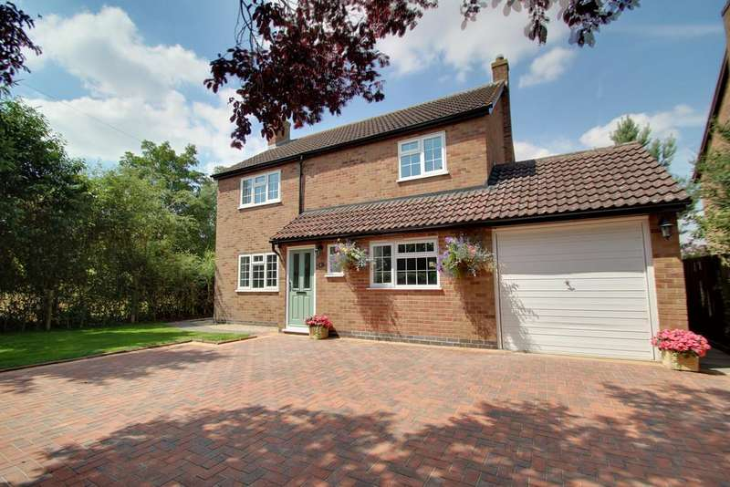 4 Bedrooms Detached House for sale in Main Street, Great Dalby