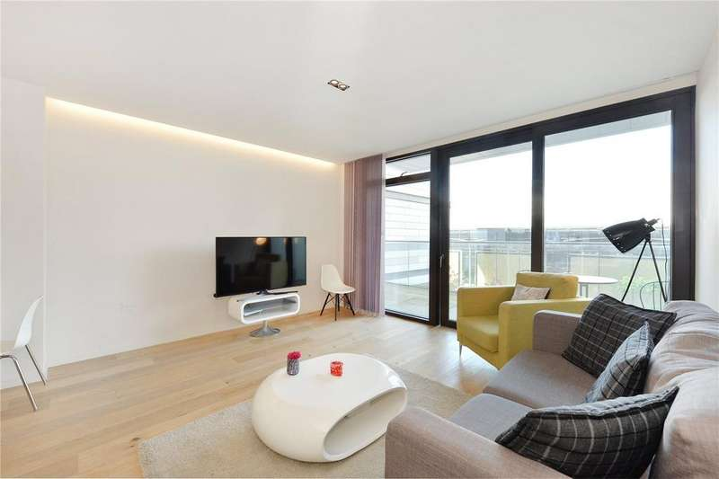 3 Bedrooms Apartment Flat for sale in Arthouse, 1 York Way, N1C