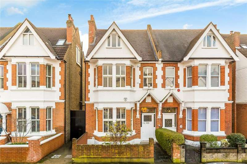 5 Bedrooms Semi Detached House for rent in Wavendon Avenue, Chiswick, London, W4