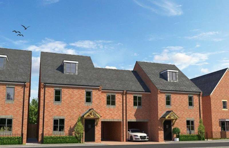 5 Bedrooms Semi Detached House for sale in Scotgrange Meadow, Shefford, SG17