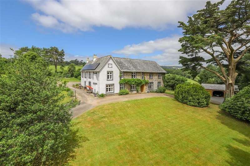 6 Bedrooms Detached House for sale in Ashburton, Devon, TQ13