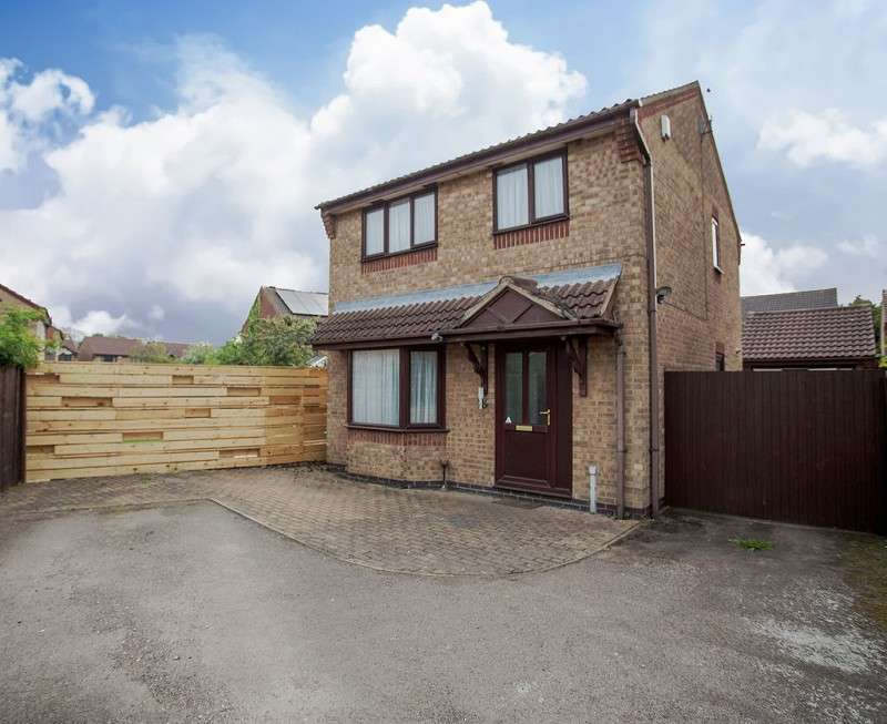 3 Bedrooms Detached House for sale in Lavington Grange, Peterborough, PE1 5NY