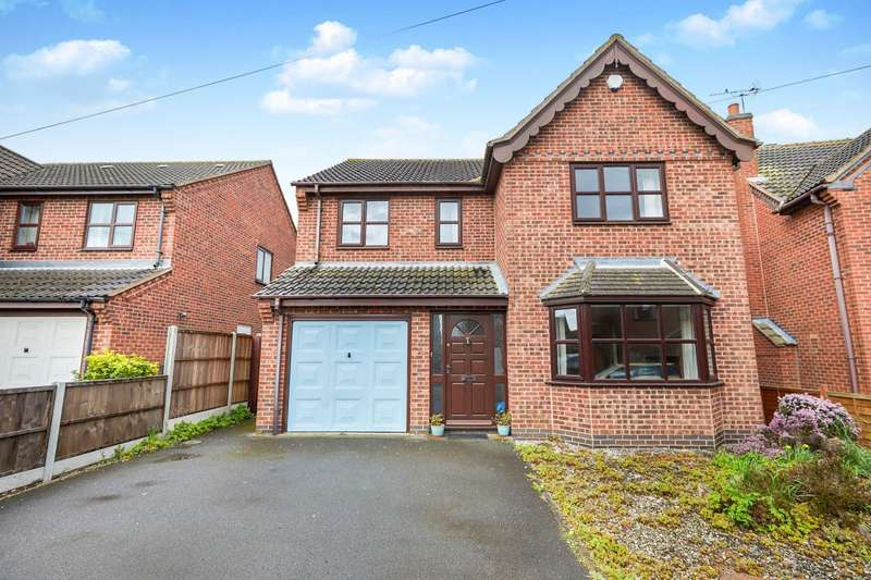 4 Bedrooms Detached House for rent in Seals Close, Burton-On-The-Wolds, Loughborough