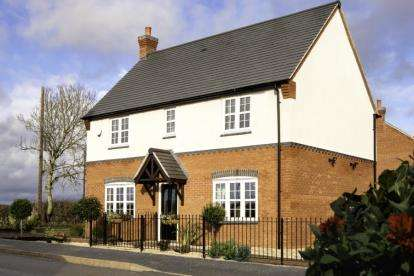 4 Bedrooms Detached House for sale in Swepstone Road, Heather