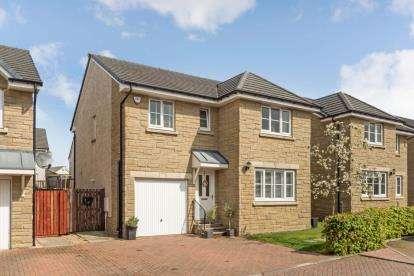 4 Bedrooms Detached House for sale in Chestnut Gait, Stewarton