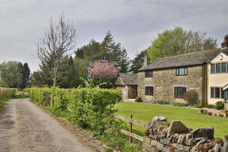 3 Bedrooms Cottage House for sale in Westwood House, Shaw Lane, Milnrow, OL16 3TP