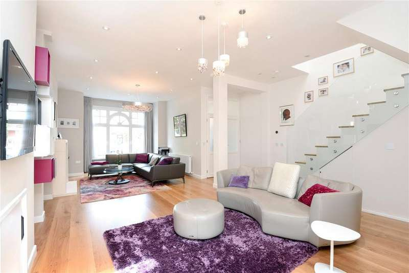 4 Bedrooms House for sale in Westbere Road, West Hampstead, London, NW2