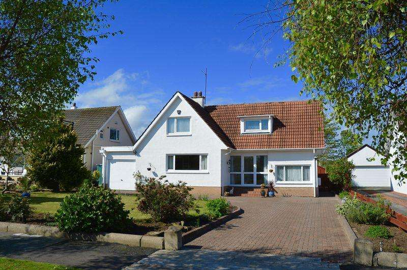 5 Bedrooms Detached House for sale in Earls Way, Ayr