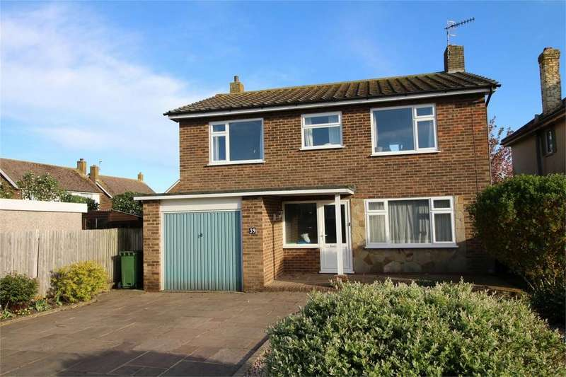 4 Bedrooms Detached House for sale in Upper Belgrave Road, Seaford, East Sussex