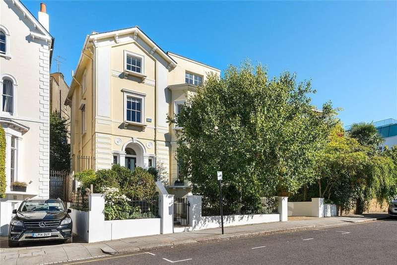 7 Bedrooms Detached House for sale in Lansdowne Road, Notting Hill