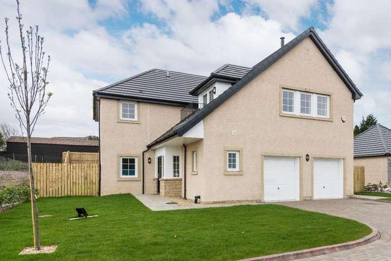 4 Bedrooms Detached House for sale in 3 Quarry Park Lane, East Calder EH53 0ET