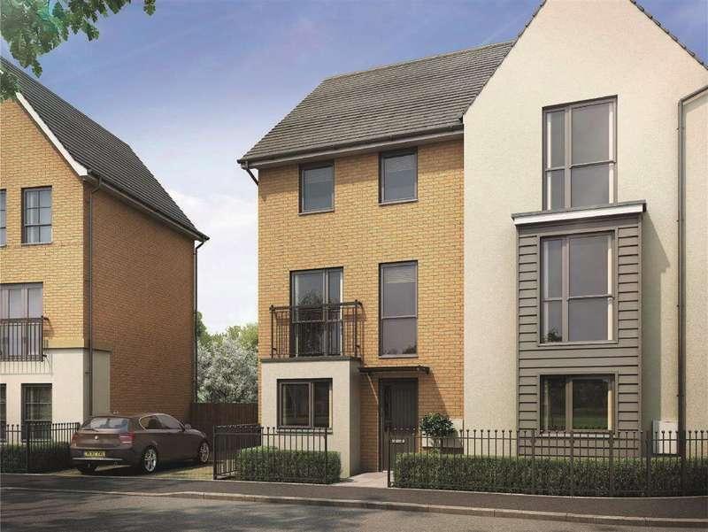 4 Bedrooms Property for sale in Fen Street, Brooklands, Hythe, Milton Keynes