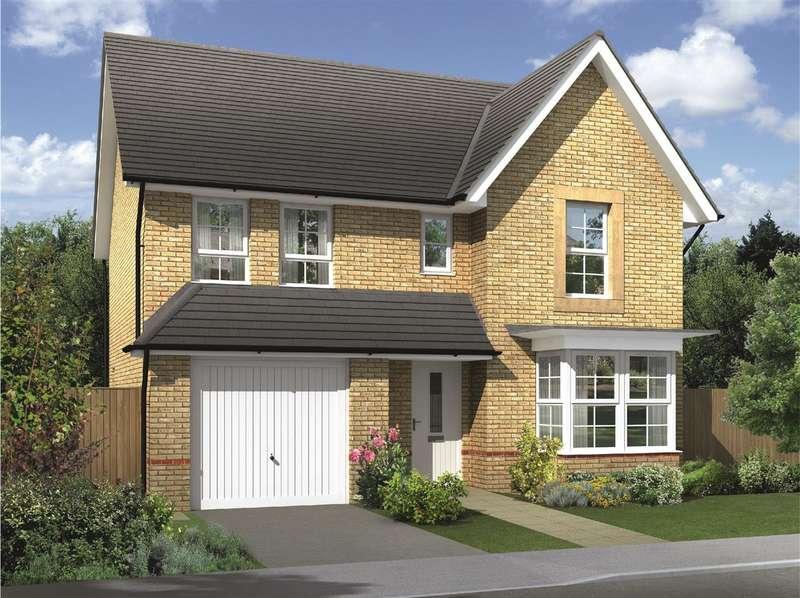 4 Bedrooms Property for sale in Fen Street, Brooklands, Heathfield, Milton Keynes