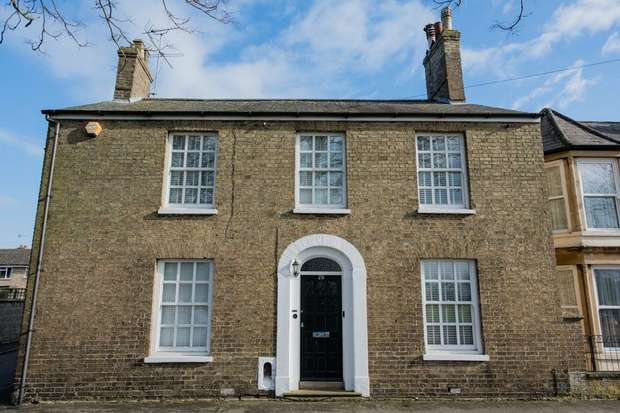 5 Bedrooms Detached House for sale in New Barns Road, Ely, Cambridgeshire