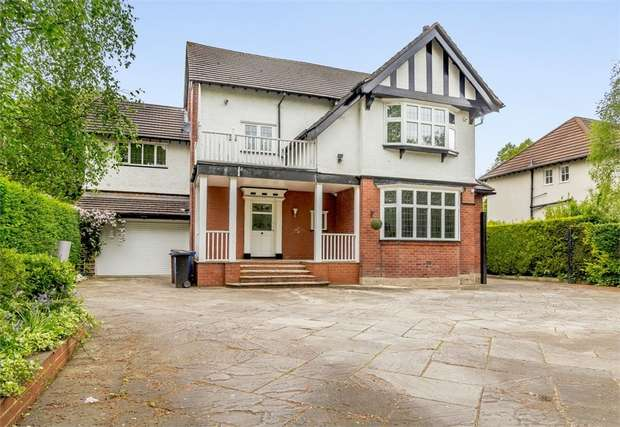 6 Bedrooms Detached House for sale in Bramhall Lane, Stockport, Cheshire