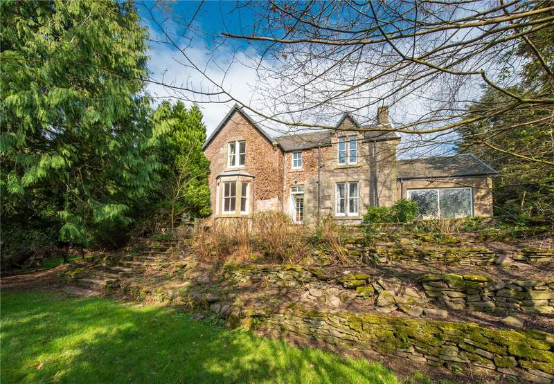 Land Commercial for sale in Knockhill House and Byre, Bridge of Allan, Stirling, Stirlingshire, FK9