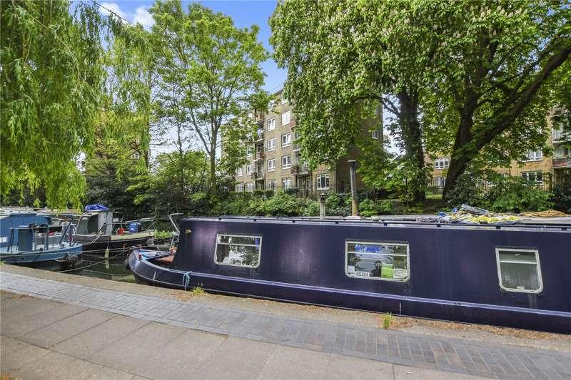 3 Bedrooms Flat for sale in Kemp House, Sewardstone Road, London, E2