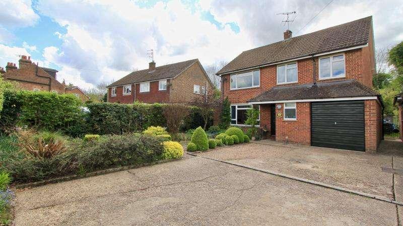 4 Bedrooms Detached House for sale in Aylesbury Road, Great Missenden