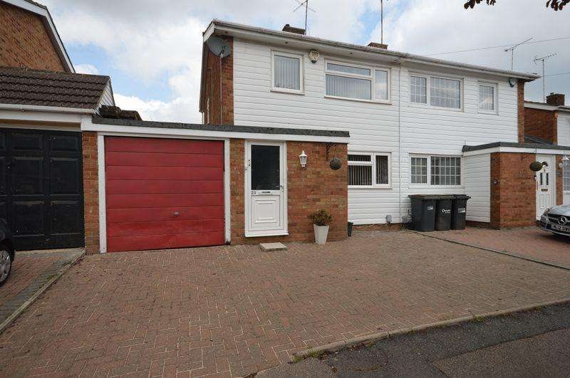 3 Bedrooms Semi Detached House for sale in Fairfax Avenue, Luton