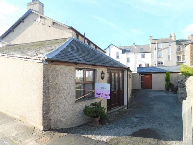 2 Bedrooms Semi Detached House for sale in Princes Street, Broughton-in-Furness. LA20 6HQ
