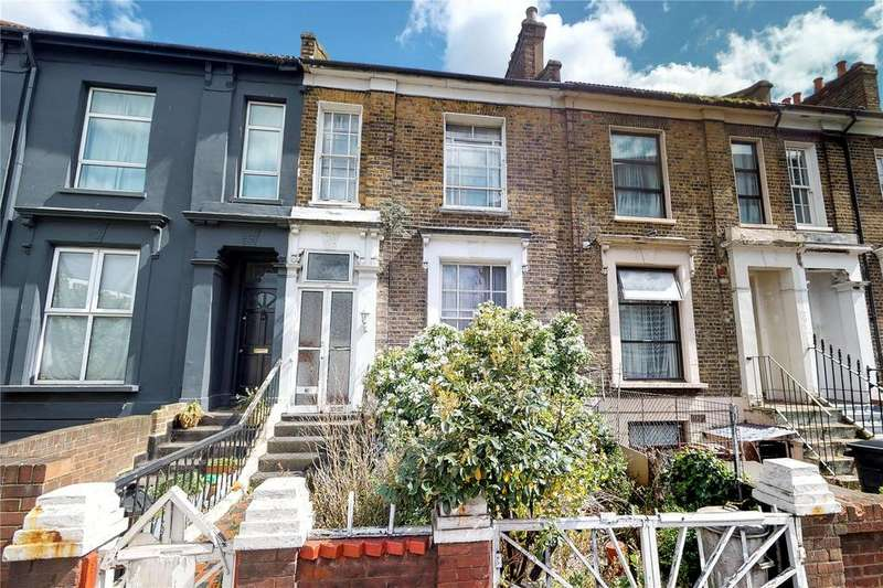 3 Bedrooms Terraced House for sale in Dalston Lane, London, E8