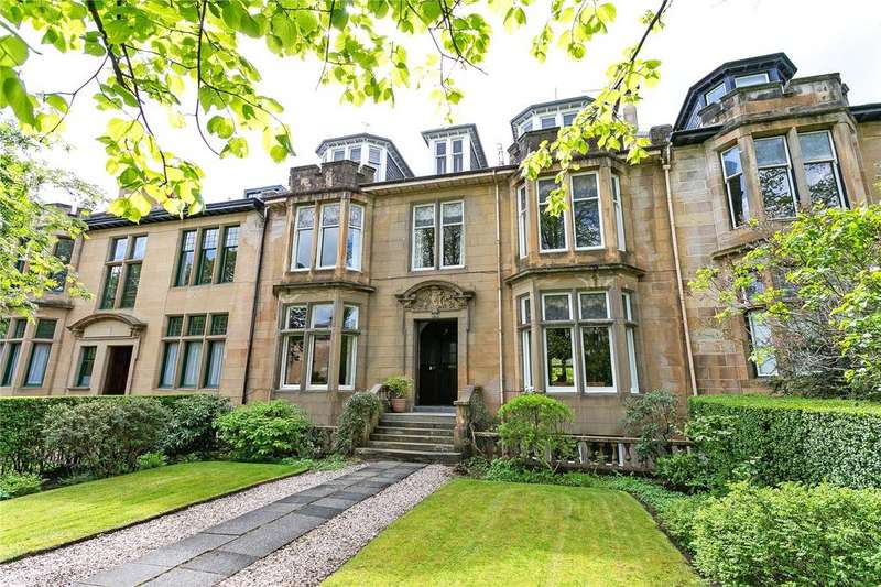 4 Bedrooms Apartment Flat for sale in Double Upper, Cleveden Drive, Cleveden, Glasgow