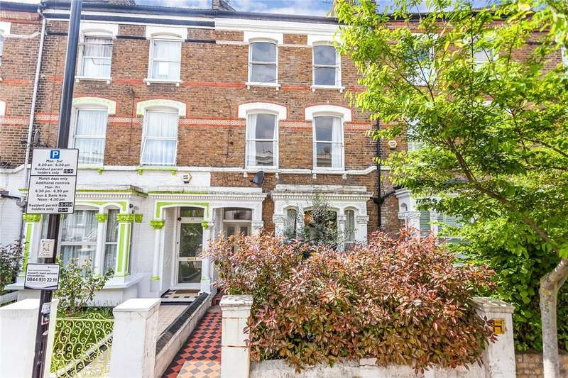 4 Bedrooms Terraced House for sale in St Thomas's Road, London, N4