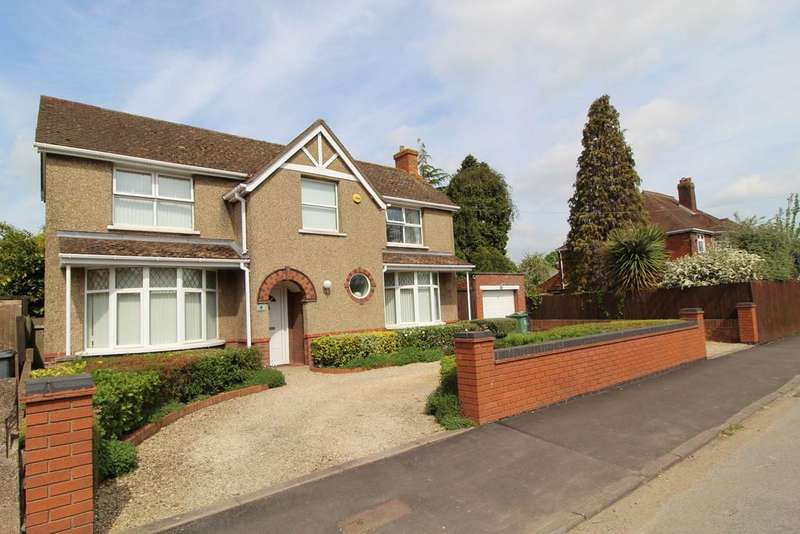 3 Bedrooms Detached House for sale in Tuffley Crescent Gloucester
